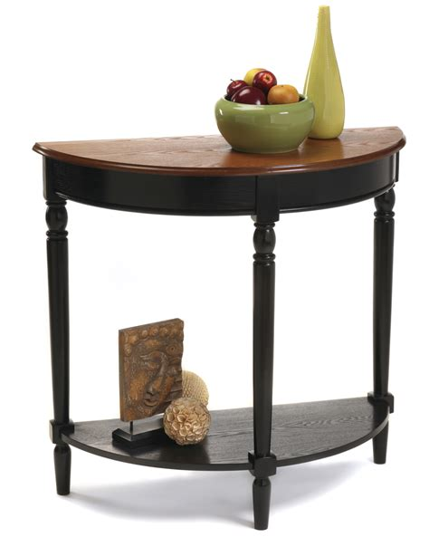Country Entryway Table By Convenience Concepts In