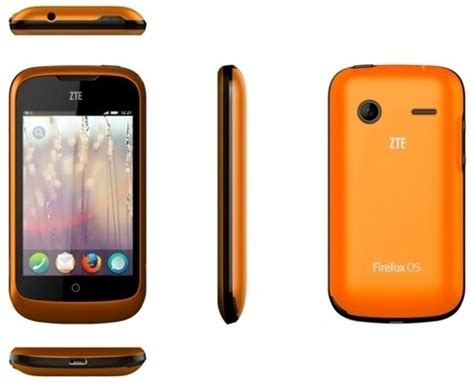zte's firefox smartphone will be sold on ebay in the us