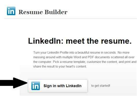Resume On Linkedin How To Create Resume From Linkedin Profile Techies Net