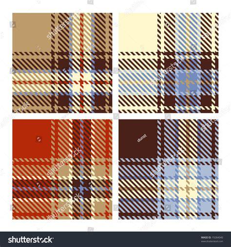 plaid pattern en espanol seamless plaid pattern stock vector illustration 19284040