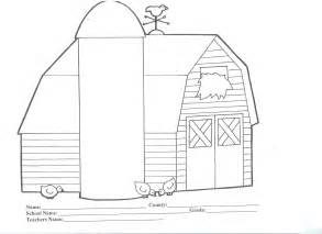barn coloring sheet barn coloring pages free coloring part 3