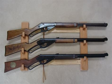 Wall Rifle Rack by Pistol Racks Item 7796084 Bb Gun Wall Display