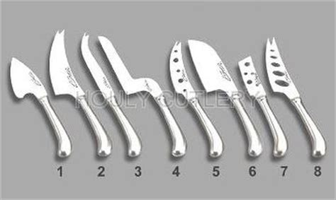 cheese knife: NEW 738 CHEESE KNIFE TYPES