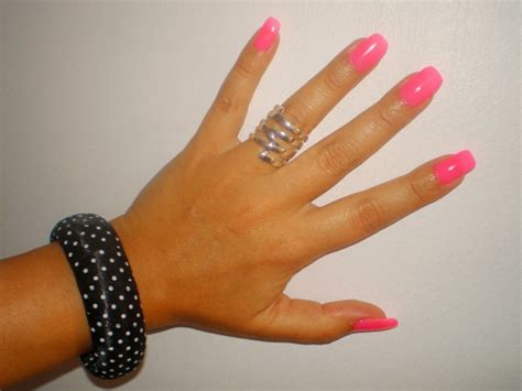 ongle couleur ete ongle fluo gel fluo vernis fluo tendance 233 t 233 2012