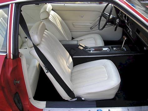 Mustang Ii Interior by Bright 1974 Mach 1 Ford Mustang Ii Hatchback