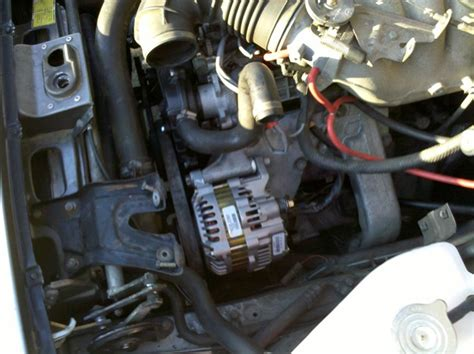 nissan quest alternator  na page  rennlist