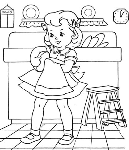 vintage baby coloring pages vintage coloring book pages margarete miller