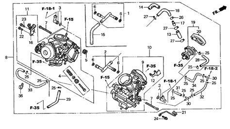 honda vt1100 wiring diagram car wiring diagram exles
