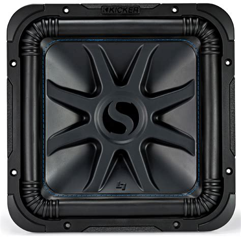 Speaker Subwoofer Kicker kicker l7s12 car audio baric 12 subwoofer square l7