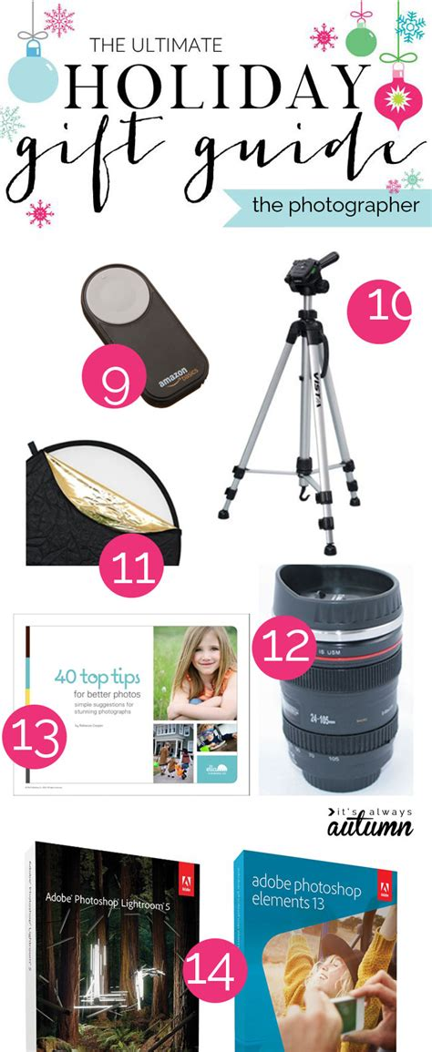 holiday gift guide for the aspiring photographer a 400