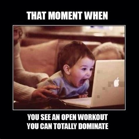 Crossfit Open Meme - blogs crossfit warrnambool