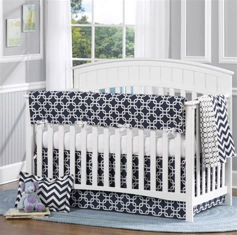 Navy Crib Bedding Sets Navy Crib Bedding Sets Solid Navy 3 Crib Bedding Set Carousel Designs Navy And Gray Deer 3