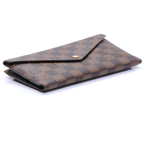 Origami Wallets - louis vuitton damier ebene origami wallet 49952