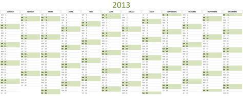 I Calendrier 2013 Calendrier 2013 224 T 233 L 233 Charger Gratuitement Sur Excel