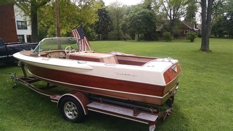 century thoroughbred boats projects 1962 sabre 18