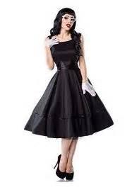 Swing Mode Stil by Schwarzes Abendkleid Im 50er Jahre Mode Stil