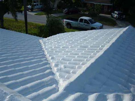 foam roof residential spray foam tile roofing thunder bay inc