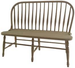 Laundry Room Hampers - amish deluxe bent feather windsor bench