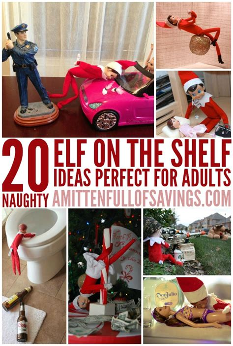 On The Shelf For Adults by 20 On The Shelf Ideas For Adults A Mitten