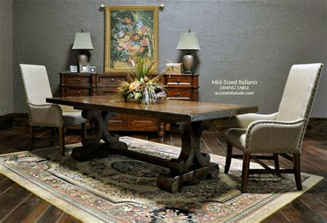 old world dining room tables old world dining table and chairs at accents of salado