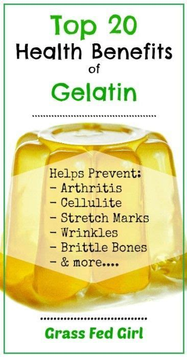 Gelatin Detox Test by 78 Best Health Foods Charts Detox Steps And More Images
