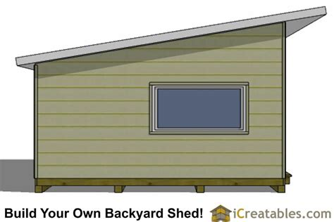 16 X 24 Shed by 16x24 Studio Shed Plans Large Modern Shed Plans
