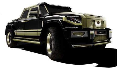 luxury trucks dartz black snake luxury truck revealed