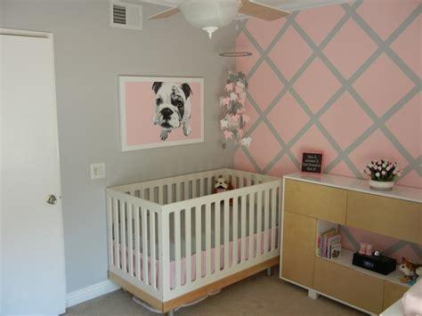 babyzimmer grau rosa babyzimmer einrichten 50 s 252 223 e ideen f 252 r m 228 dchen