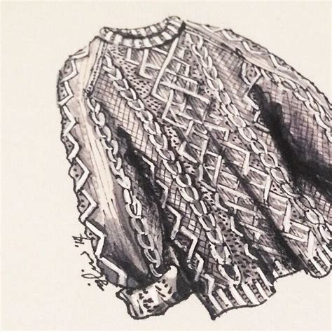 drawing knitting pattern 115 best fashion images on pinterest fashion