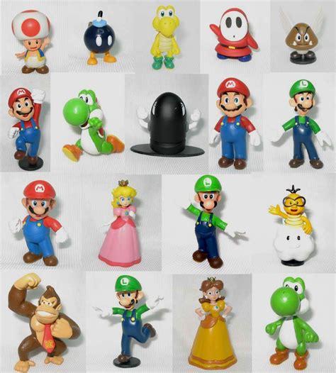 Figure Mario Bros mario bros figures mlfg7659 anime products