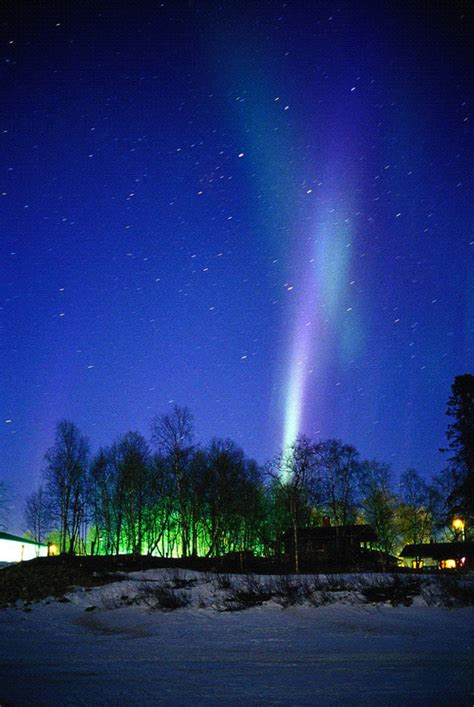 Northern Lights Salem by Northern Lights Borealis Lapland Finland Photo