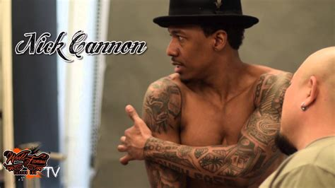 world ink zhang po tattoos nick cannon