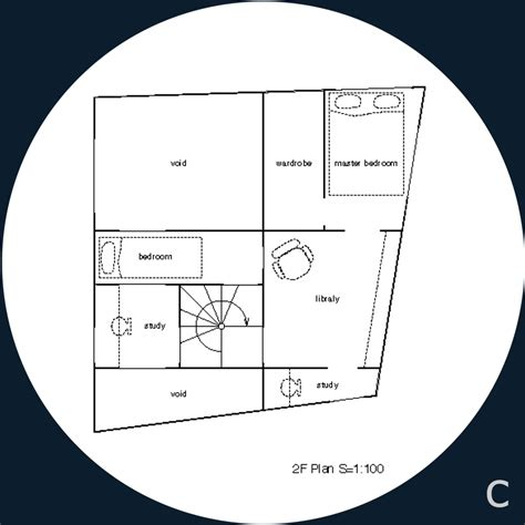 Floor Plans Small Houses stories of houses house in a plum grove tokyo by