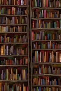 Desktop Bookshelves by Books Wallpaper Wall Ideas Pinterest