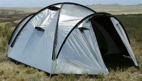 tent with lights built in siesta4 heat and light blocking cing tent with built in