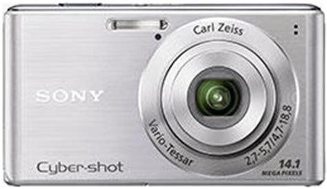 Kamera Sony Cybershot N50 sony cyber dsc w530 14 1 mp digital with carl zeiss vario tessar 4x