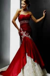 black white and red wedding dress naf dresses