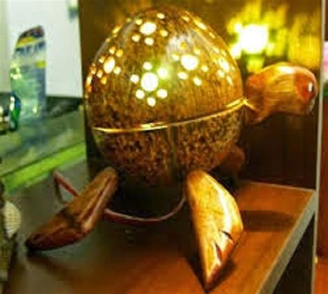 Lu Hias An membuat lu hias dari batok kelapa tutorial lengkap cara