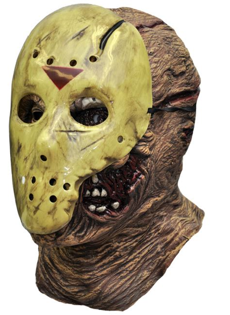 How To Make A Jason Mask Out Of Paper - jason voorhees mask masks