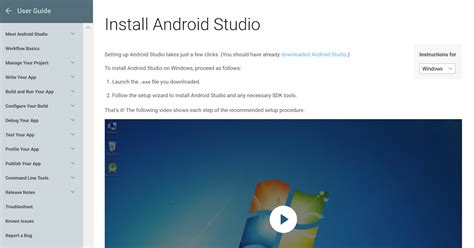 android studio install hodentek mobile what do you need for developing android apps on windows
