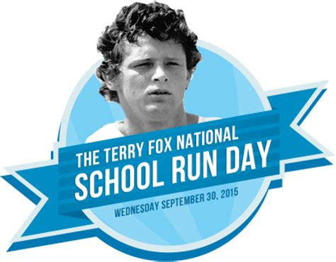 terry fox biography for students terry fox run hanover school division