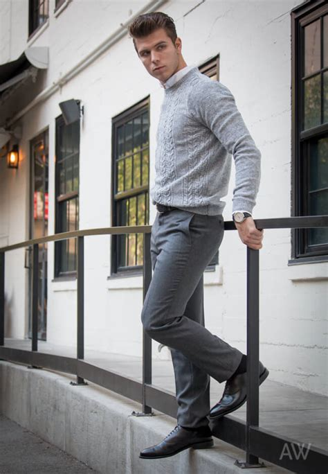 Style Ideas How To Wear Menswear Herringbone Second City Style Fashion by Wool And Trousers S Wardrobe Essentials