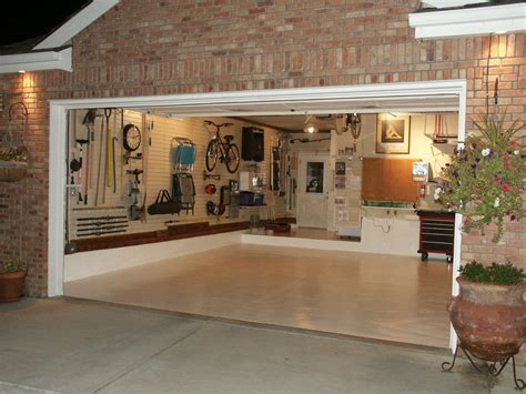 let us clean organize your garage