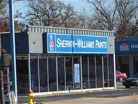 sherwin williams paint store kansas city places to shop in parsons kansas