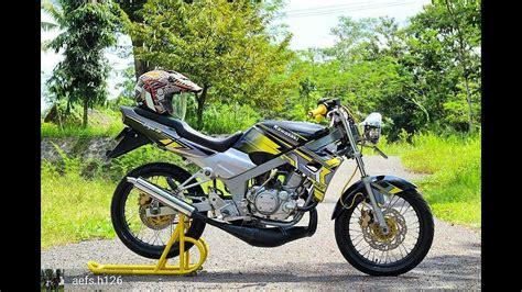 Rr Jari Jari by Modifikasi Kawasaki 2 Tak Velg Jari Jari