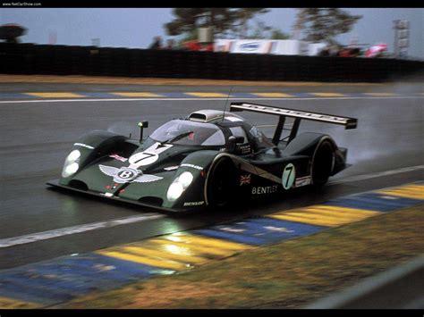 bentley exp speed 8 bentley exp speed 8 n 186 7 dnf de 2001 24hlm