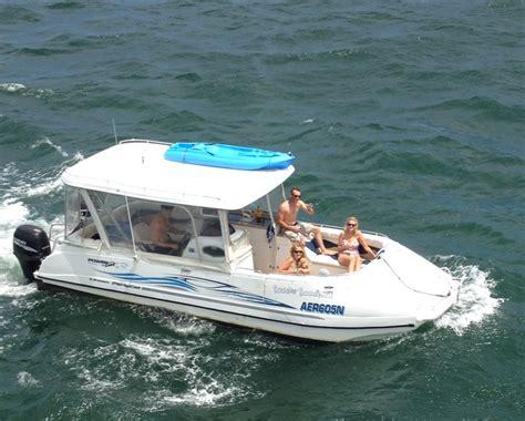 boat brokers pittwater 2006 powercat 7 6m partycat sydney boat brokers
