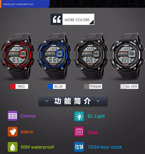 Jam Tangan Armani Exchange Malaysia shock led digital sports watches big brand fashion jam tangan deals