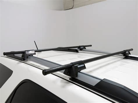 Gmc Roof Rack by Yakima Roof Rack For 2012 Acadia By Gmc Etrailer