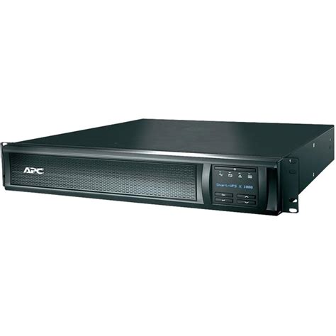 apc smx750i 19 quot rack mount 750va by schneider electric